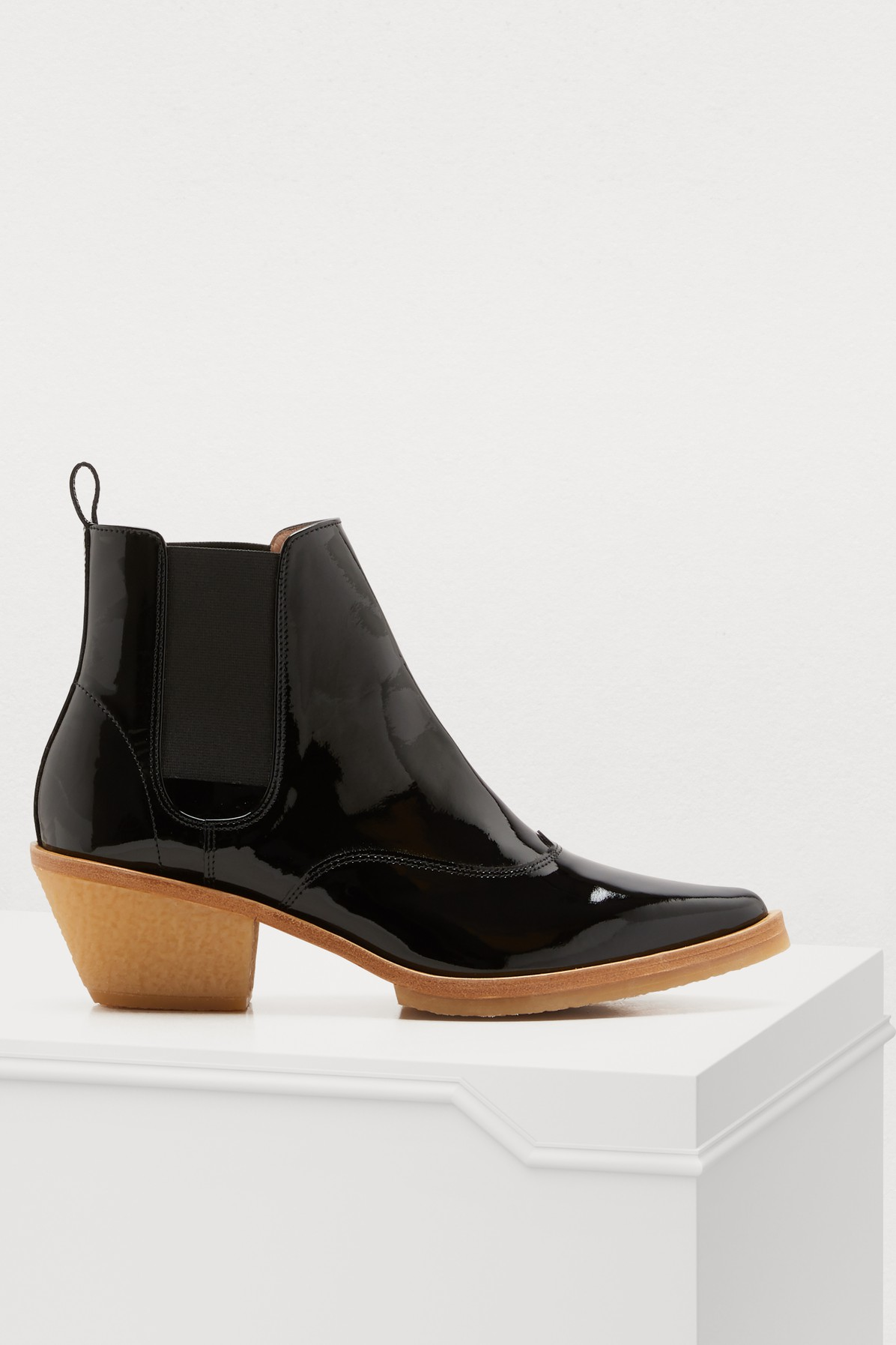 REPETTO | Western Jacques ankle boots | Goxip