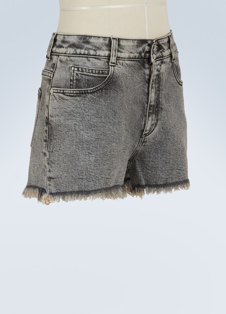 STELLA MC CARTNEY Short en jean