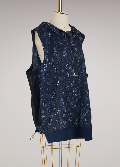 Adidas by Stella McCartneyRun Adizero sleeveless jacket