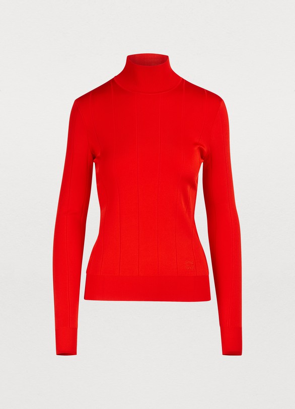 GivenchyTurtleneck sweater