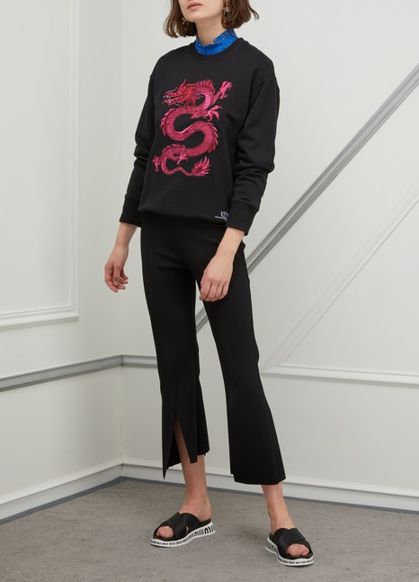 Kenzo Sweatshirt Dragon 'Capsule Holiday'