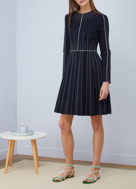 ValentinoLong sleeves dress