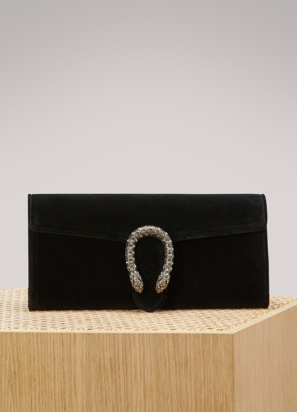 GucciDionysus Velvet Mini Bag