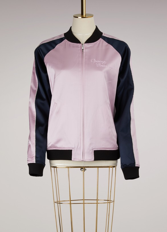 Opening Ceremony Bomber Nightsky reversible