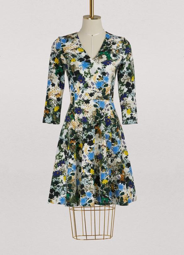 ErdemDomitilla short dress