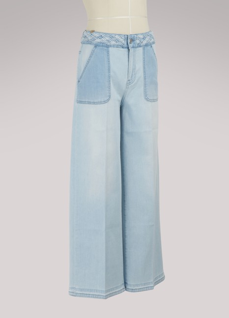 Atelier Notify Dahlia cropped pants