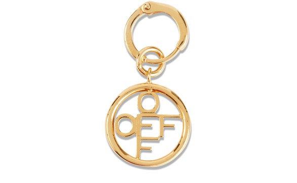 OFF-WHITEOff Circle earrings
