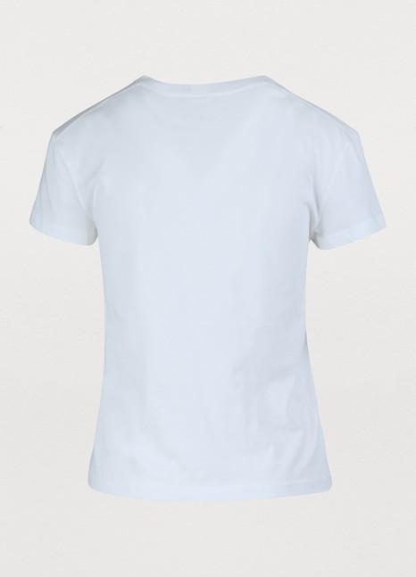 CelineT-shirt en jersey imprimé