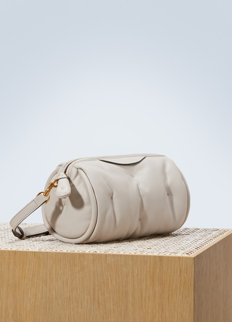 Anya Hindmarch Chubby Barrel leather crossbody bag
