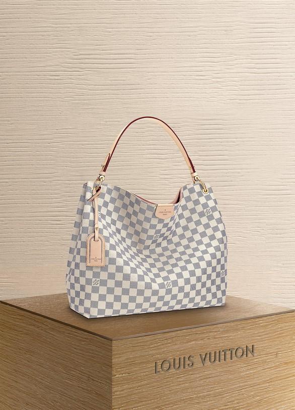 2d34553545ed Louis Vuitton Graceful MM