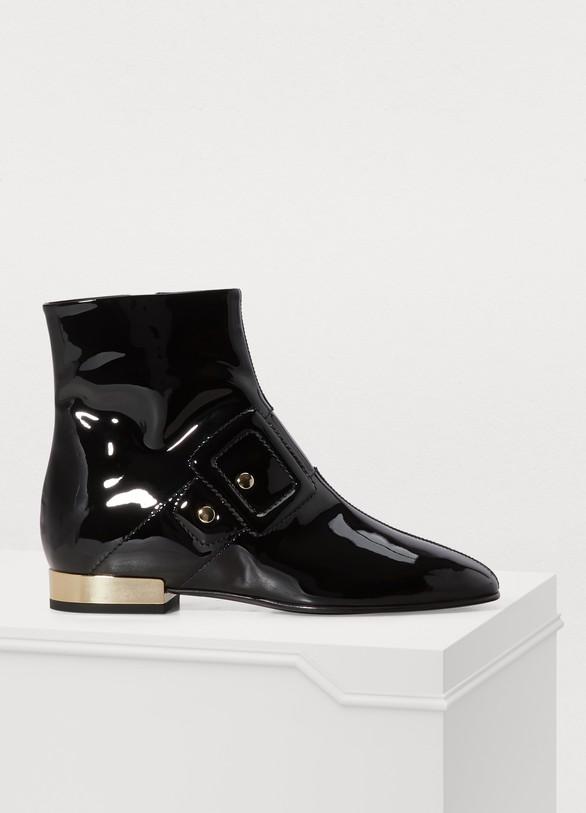 Roger VivierTrompe l'Œil ankle boots