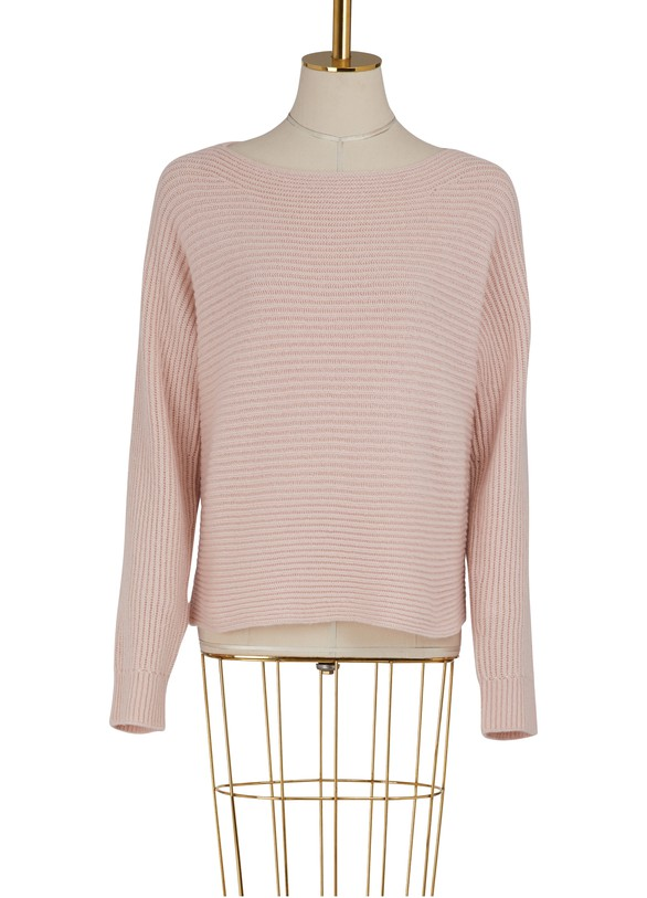 LORO PIANASeward long-sleeved sweater