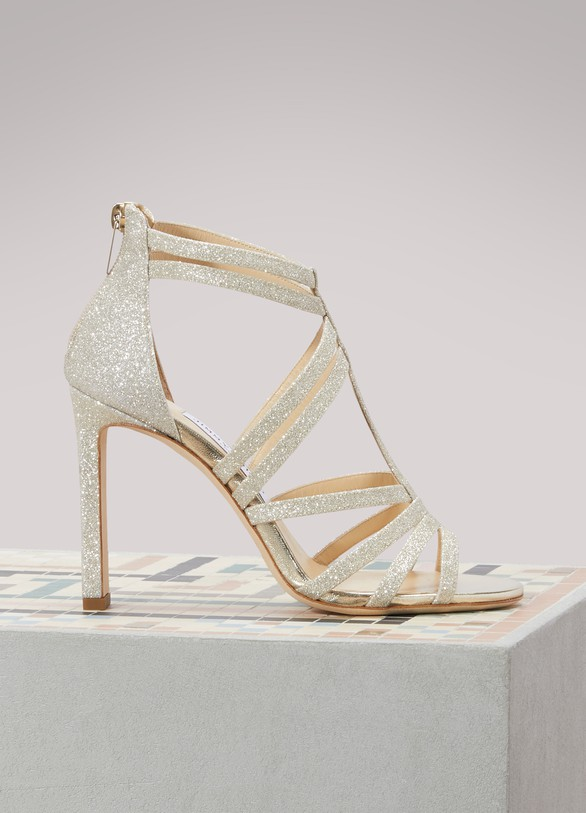 Jimmy Choo Selina 100 sandals