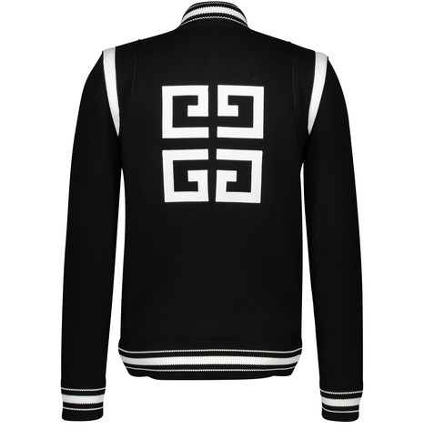 GIVENCHY Bomber with embroidered 4G