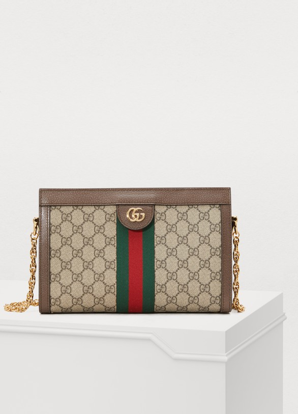 c04bc2b49c5 Gucci. Gucci Ophidia GG Supreme shoulder bag