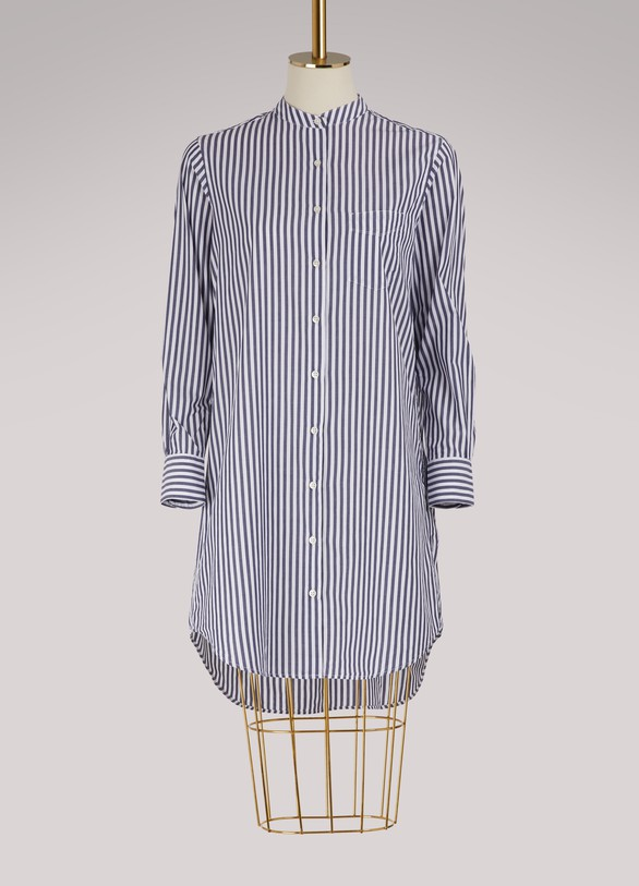 Officine Générale Margot cotton shirt