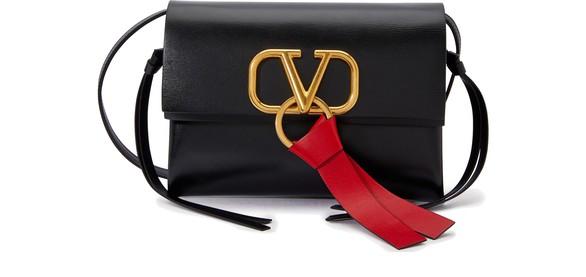 VALENTINOValentino Garavani Vee Ring shoulder bag