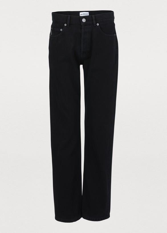 BalenciagaTube jeans