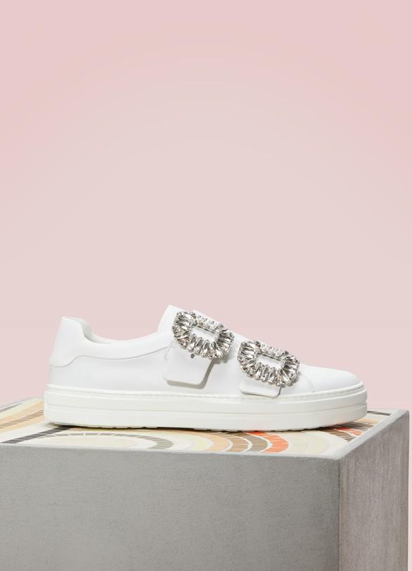 Roger VivierSneaky Viv Strass sneakers