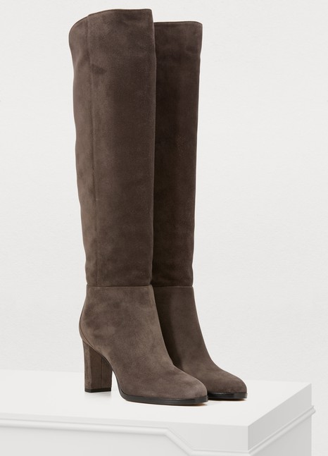 JIMMY CHOO Madalie 80 boots