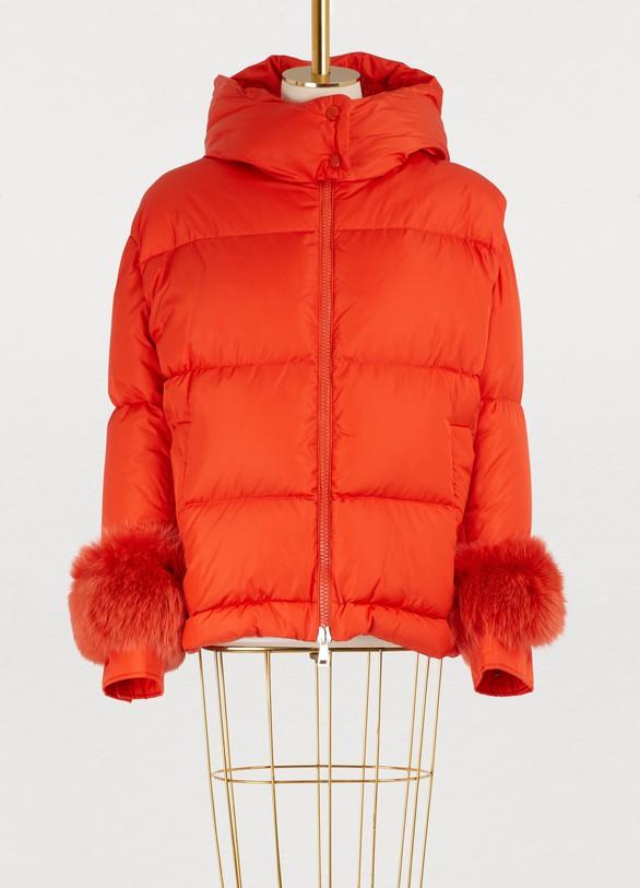 400e60b75 buy moncler red puffer coat pinterest nz 9729c 22f57