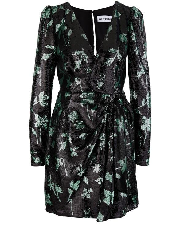 SELF PORTRAITSequin dress
