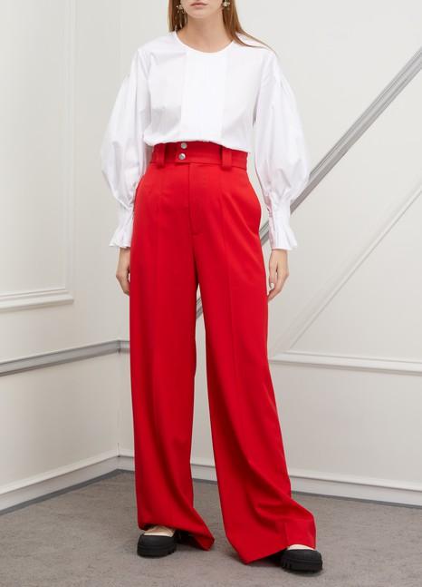 PROENZA SCHOULERWool wide leg pants