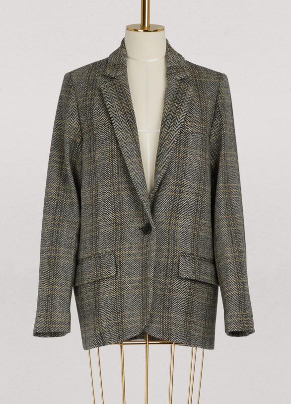 Isabel Marant EtoileCharly virgin wool jacket