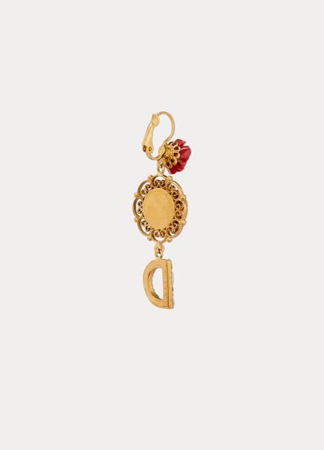 Dolce & GabbanaBoucles d'oreilles Flower DG