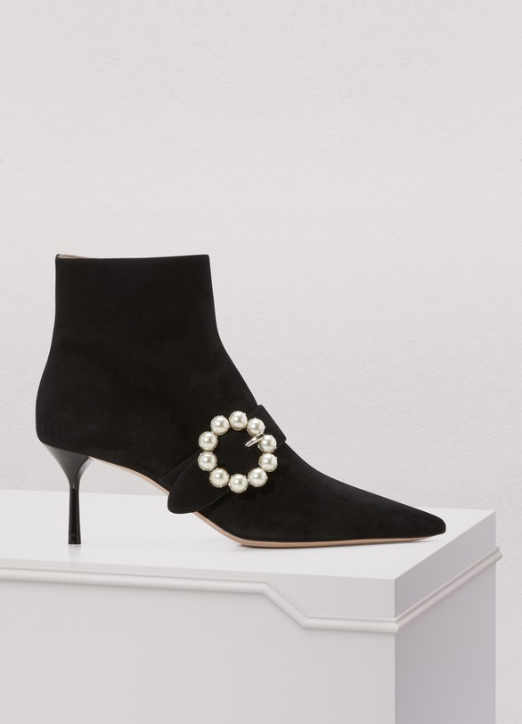 3f4bfb75b64f Women s Buckle ankle boots