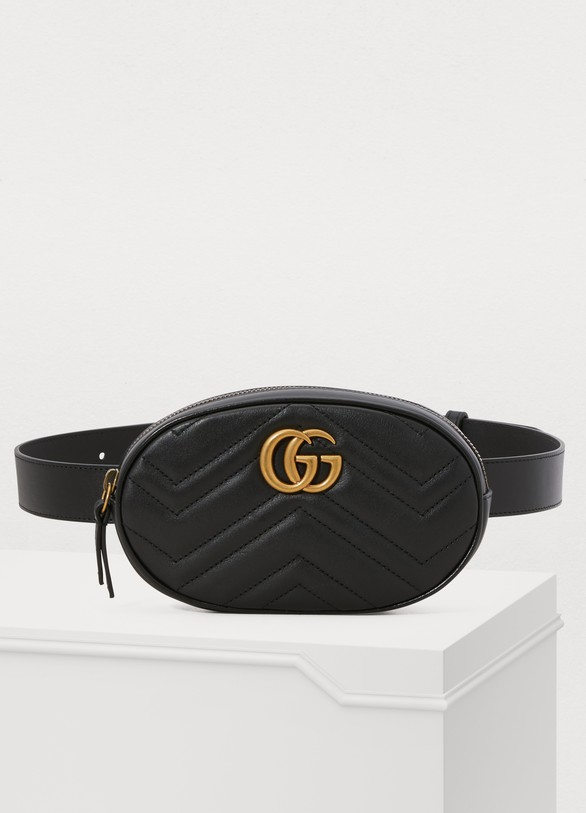 98dff73f4 Women's GG Marmont belt bag | Gucci | 24S | 24S