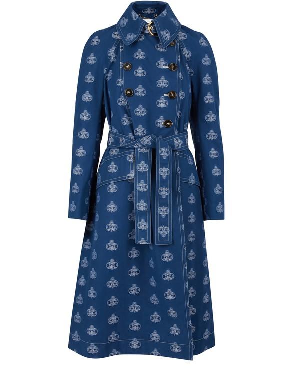 CHLOEDenim trench-coat
