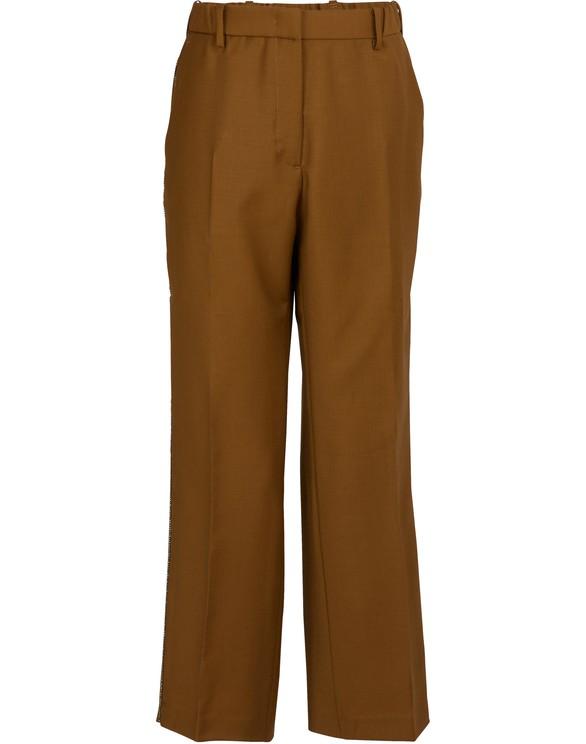 N 21Mohair and wool pants