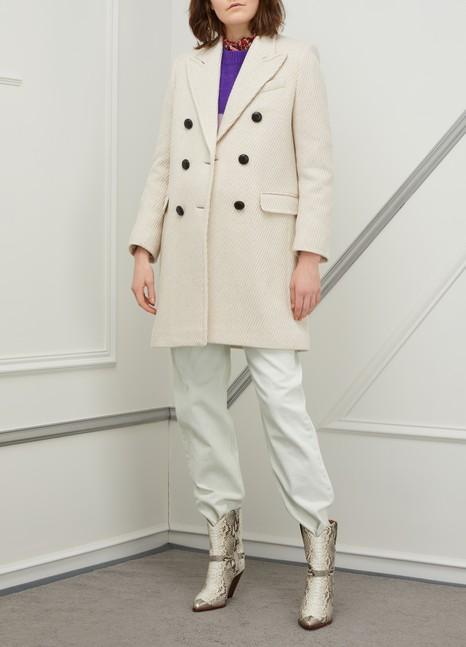 ETOILE ISABEL MARANTGleen coat