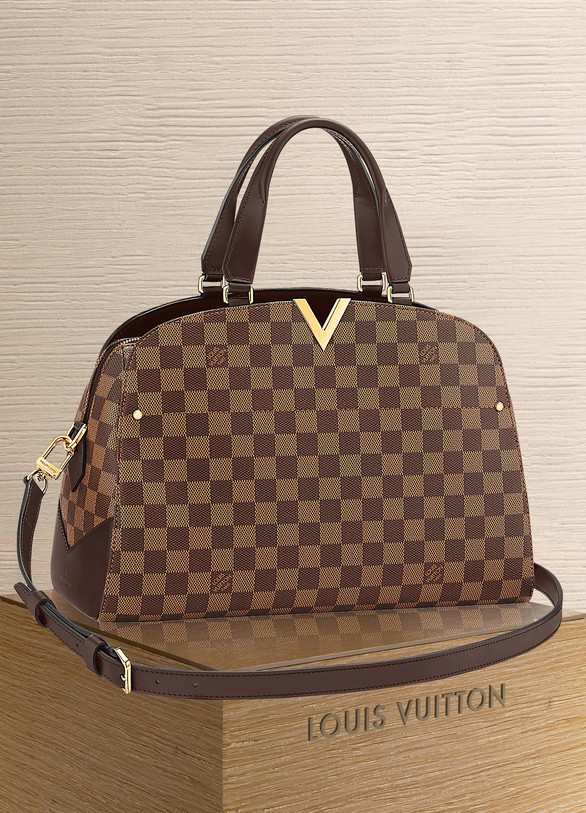 LOUIS VUITTON Sac Bowling Kensington