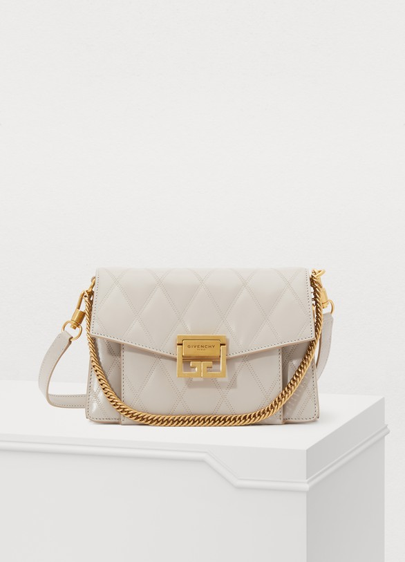 8eda75ac4b Women s Small GV3 bag in diamond quilted leather