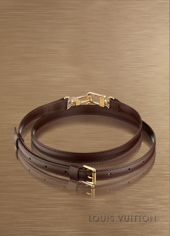 5a3ff24d9f4f Louis Vuitton Adjustable Shoulder Strap 16 mm Ebene