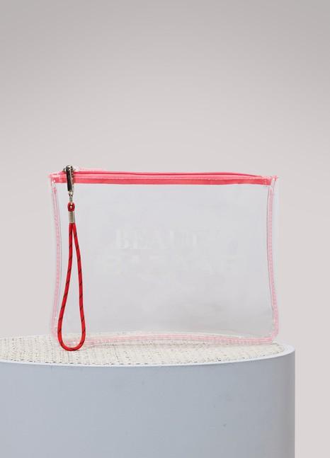 KURE BAZAARLogo cosmetic bag