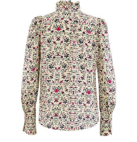 ISABEL MARANTLamia blouse