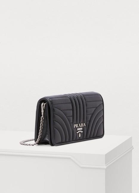 PradaDiagramme mini shoulder bag