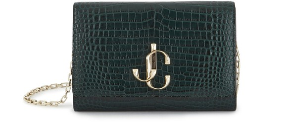 JIMMY CHOO Varenne clutch bag
