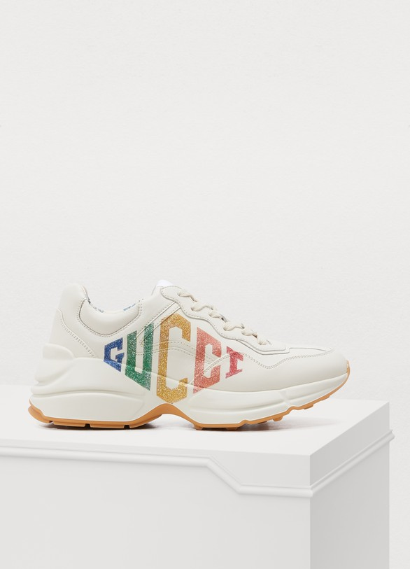 Gucci. Gucci Rhyton sneakers