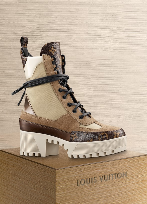 Louis Vuitton Desert Boot Laureate