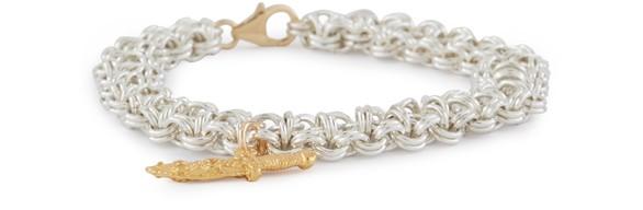 ALIGHIERIThe Captured Protection bracelet