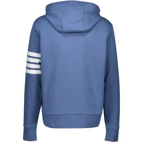 THOM BROWNE4-Bar hoodie