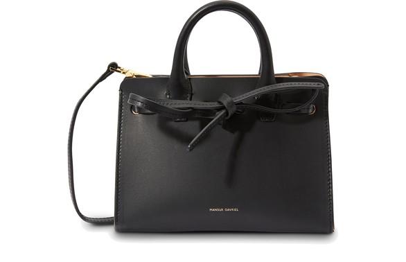 MANSUR GAVRIELMini mini Sun hand bag