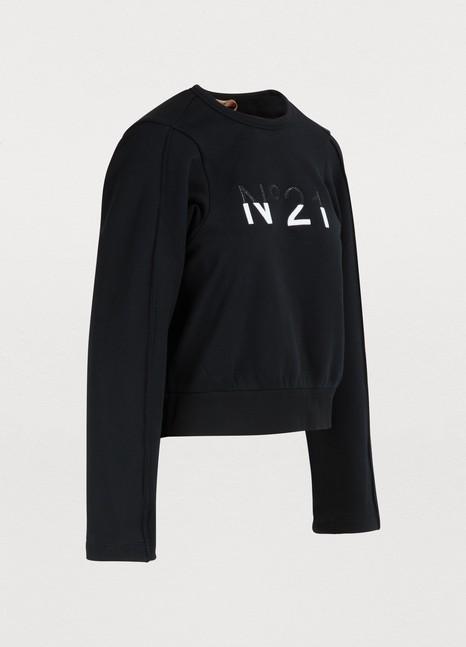 N 21Logo sweatshirt