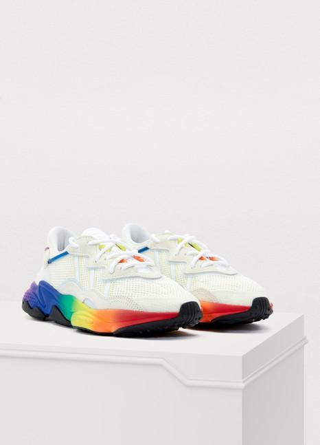 adidasOzweego Pride trainers