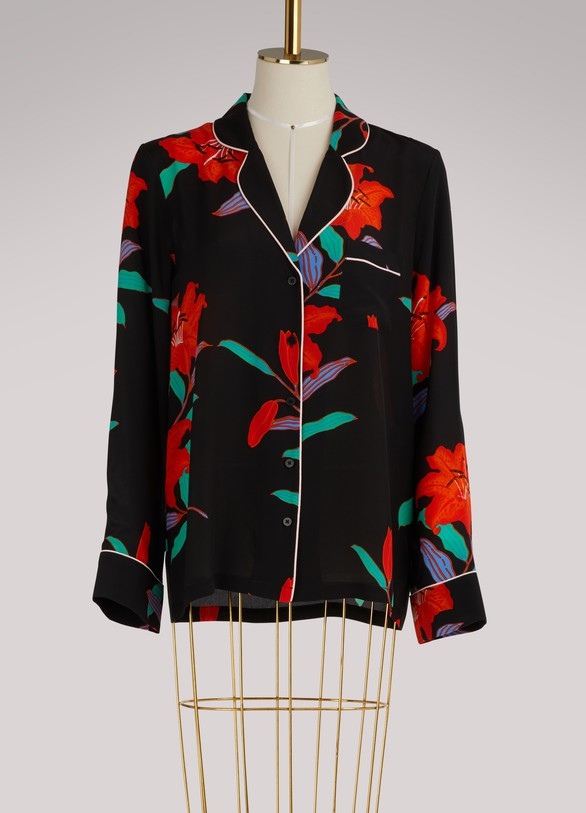 Diane Von FurstenbergSilk shirt