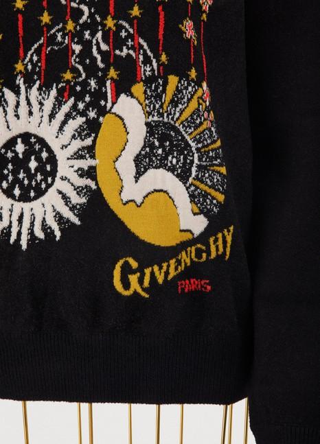 Oversize Sèvres Over Givenchy 24 Femme Pull v4xRwq